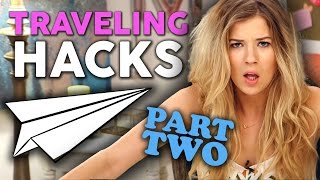 7 GENIUS Travel Hacks To Make Your Life Easier: Part 2