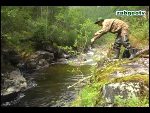 ловля хариуса на малых реках забайкалья