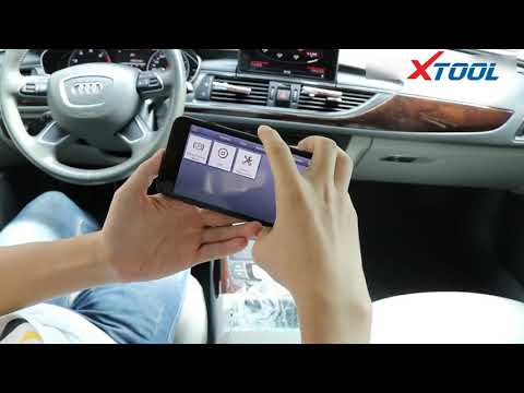 How To Use Xtool Anyscan A30 OBDII Full System Diagnosis Kit