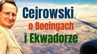 Cejrowski o Boeingach i Ekwadorze 2019/10/21 Studio Dziki Zachód odc. 31 cz. 1