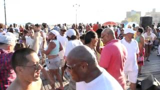 DJ Lou Gorbea brings the Crossroads to Coney Island 7-6-13 pt2