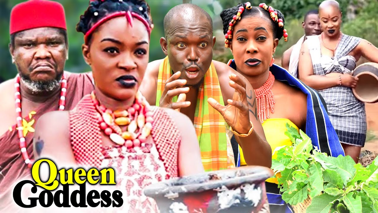 Download QUEEN GODDESS 1&2 (UGEZU J UGUEZU THINK) CHA-CHA EKE MR. IDIOT 2021 LATEST NIGERIAN MOVIE NOLLYWOOD