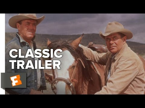 Pictures Of Ford Broncos - The Rounders (1965) Official Trailer - Glenn Ford, Henry Fonda Western Movie HD