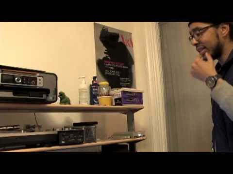 Out Da Box TV - ODDISEE Interview (Part 2) + Bonus Music