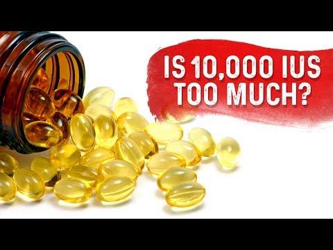 Is 10,000 IUs (International Units) of Vitamin D Toxic?