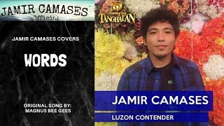 Words - Jamir Camases (Cover)