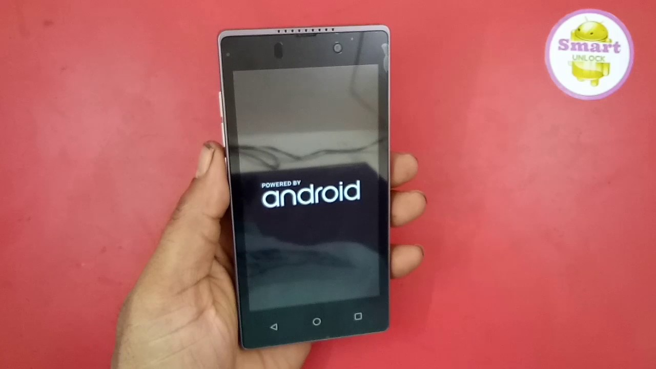 How To Unlock LYF F8 Hang Solution With Hard Reset