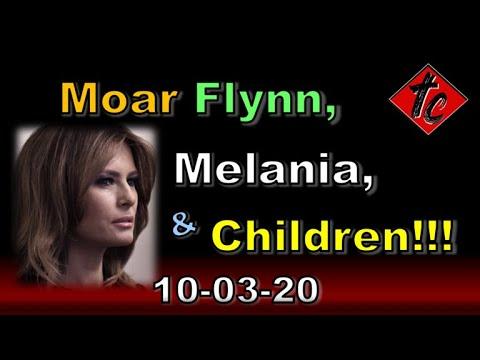 Moar Flynn, Melania, & Children!!!