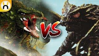 Biollante vs Megaguirus - Who Wins?