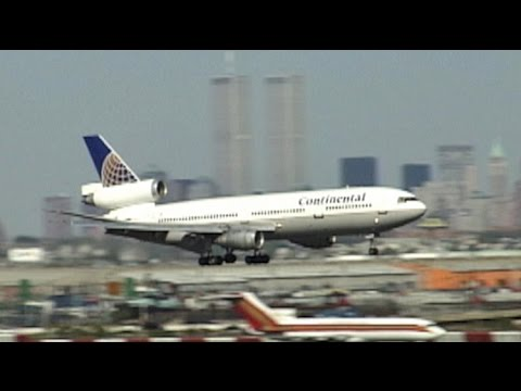 NEWARK Airport 20 YEARS AGO! (1997)
