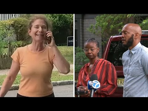 Black couple outraged after neighbor calls police on them