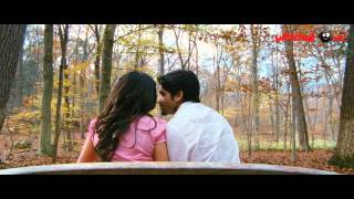 ye maya chesave - lip kiss scene- naga chaitanya and samantha