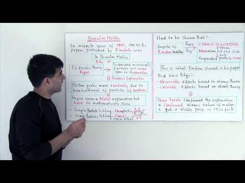 12. Brownian Motion (Hindi)