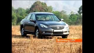 2012 Hyundai Sonata Vs Honda Accord | Comparison Test | Autocar India