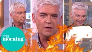 Phillip Schofield's Scorching 'One Chip Challenge' | This Morning