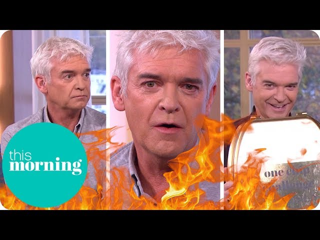 Phillip Schofields Scorching One Chip Challenge | This Morning