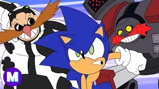 🎵Sonic: Enter The Sonicverse! BATTLE RAP🎵
