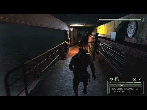 Splinter Cell: Chaos Theory - Cargo Ship (Expert, Stealth 100%) HD, PC