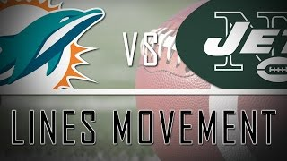 Monday Night Football NFL Picks for Week 13: Dolphins vs Jets