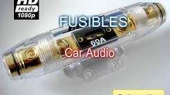FUSIBLES - HABLEMOS DE CAR AUDIO - HD