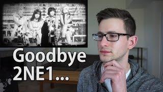 2NE1 - 안녕 (GOODBYE) MV Reaction