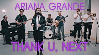 thank u, next  - Ariana Grande / Scary Pockets - Cover