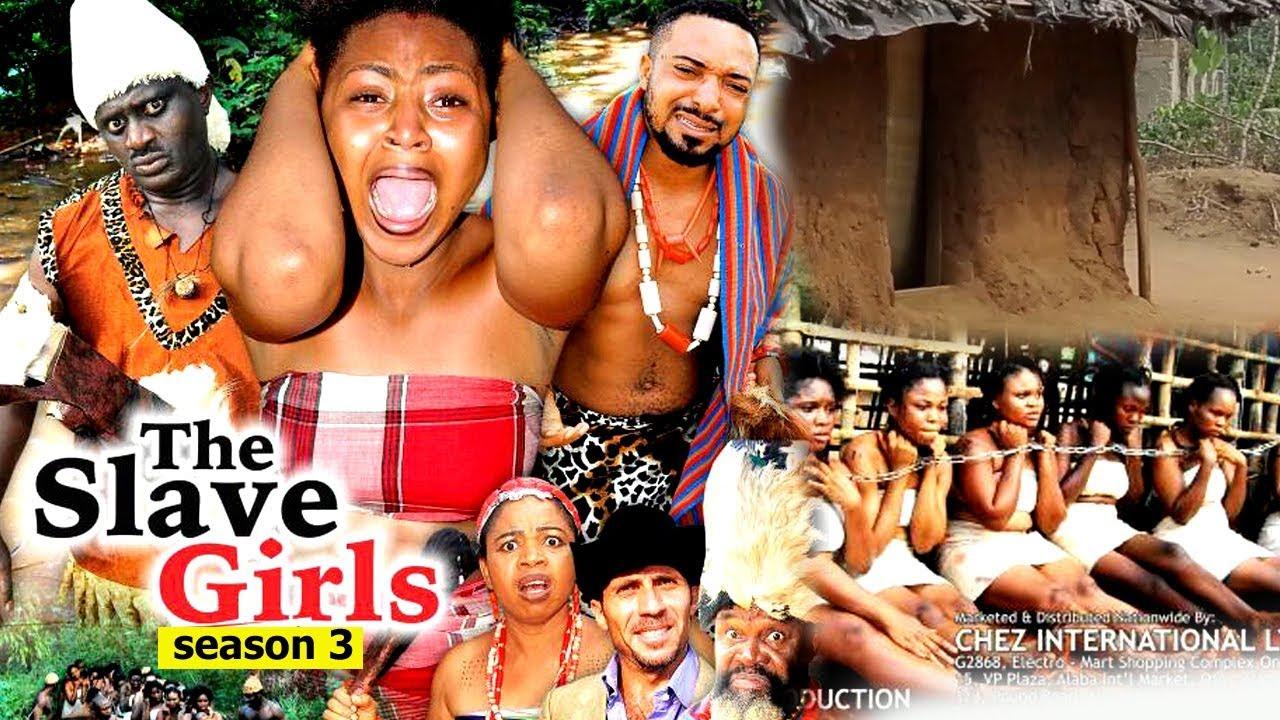 Download The Slave Girls Season 3 - Regina Daniels 2018 Latest Nigerian Nollywood Movie Full HD