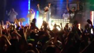 MC Fitti - Aerobic/Roflcopter live in Fulda 16.10.13