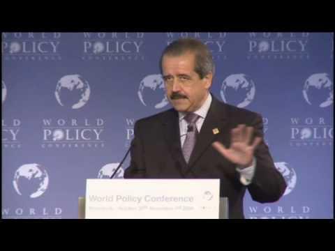 José Ángel Córdova Villalobos - Nov 1, 09 - Session 8 - 1/2