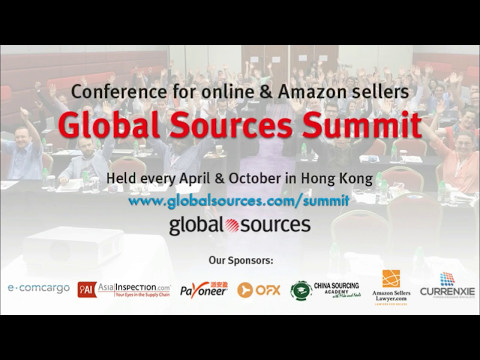 Supercharge Your Amazon PPC (Michael Hartman) - Global Sources Summit