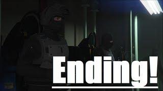GTA Doomsday Heist Act 3 Finale Ending