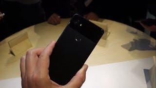 Google Pixel 2 XL Black hands on