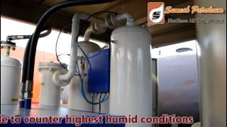 Máy sấy khí nén dùng cho máy nén khí trục vít dạng công nghiệp - vanlong.vn
