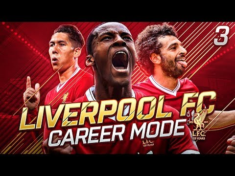 FIFA 18 Liverpool Career Mode #3 - BRAZIL SUPERTALENT TO JOIN LFC?!