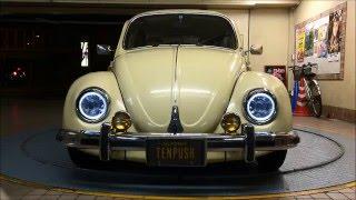 VW BEETLE ANGEL EYES HEADLIGHT イカリング ヘッドライト