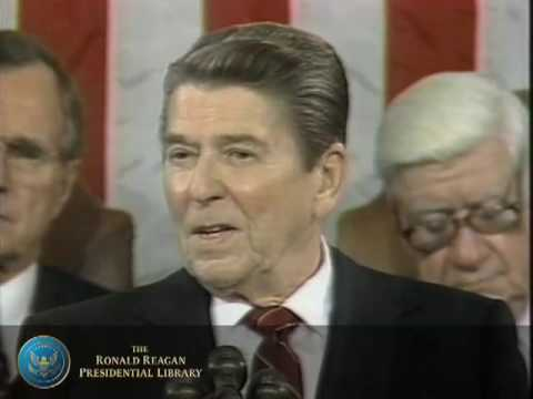 State of the Union: President Reagan's State of the Union Speech - 2/6/85