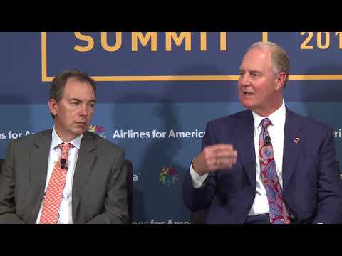 2017 Commercial Aviation Industry Summit: CEO Panel