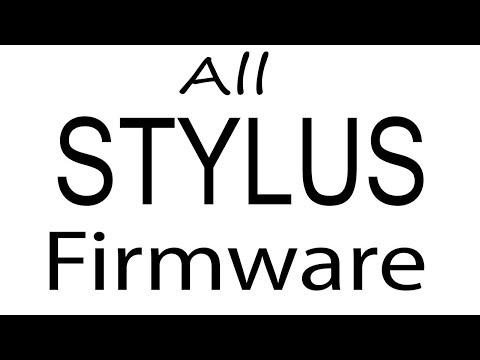 Download STYLUS All Models Stock Rom Flash File & Tools (Firmware) For Update STYLUS Android Device