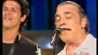 Carmelo Bonaventura con Nino Frassica -(I Plaggers La notte delle sirene Rai due 05-06-2006)