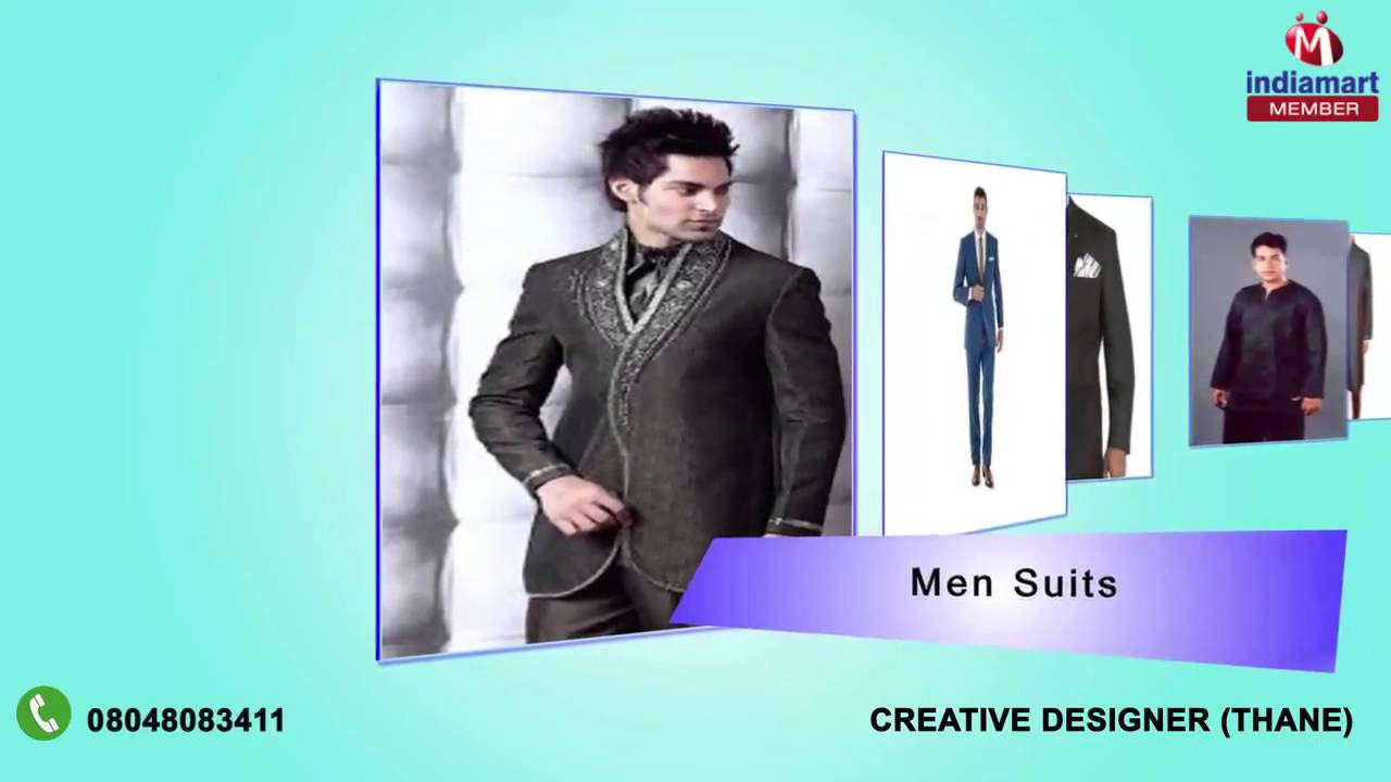 Men and Kids Apparels by Creative Designer, Thane - YouTube