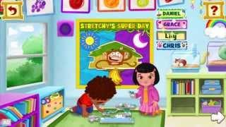 LeapFrog Game Trailer - Get Ready for Kindergarten: Stretchy Monkey's Super Day