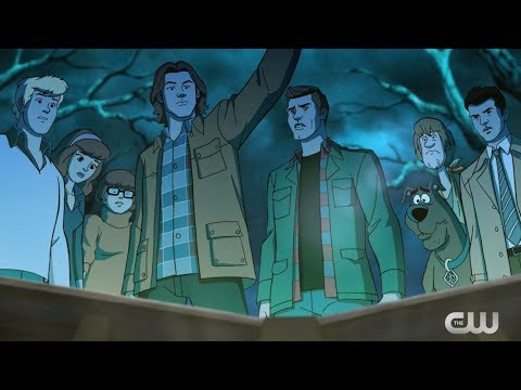 The Gang Captures The Vampire | Scooby-Doo Mystery Incorporated | The Secret Serum | HD CLIP from YouTube · Duration:  2 minutes 5 seconds