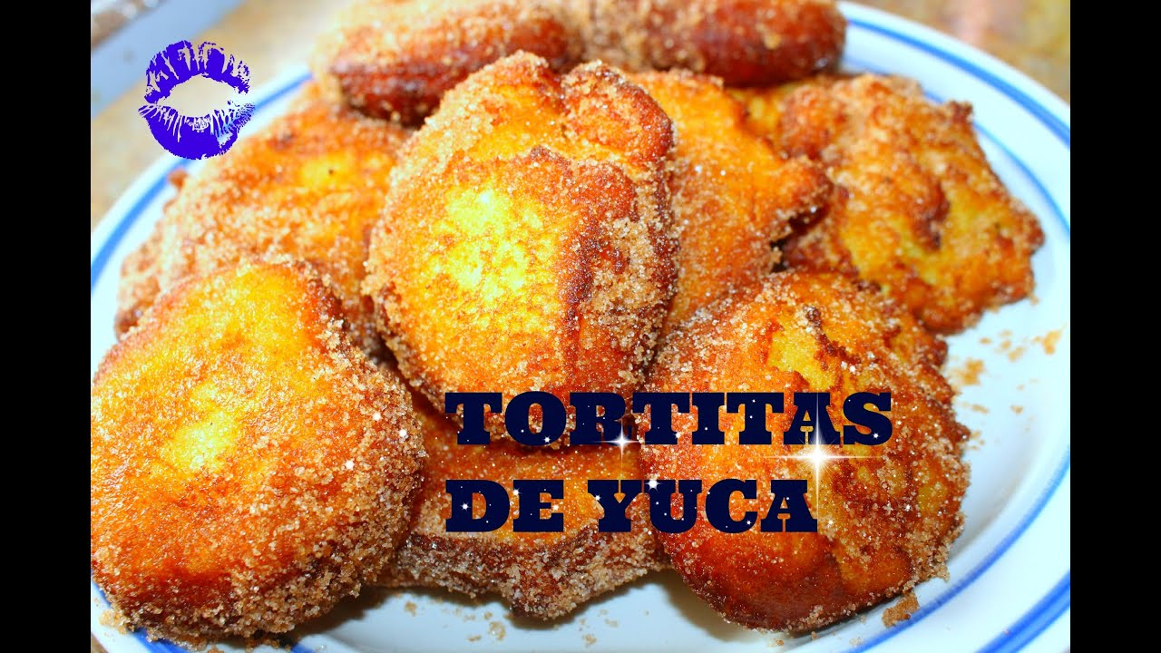 Tortitas De Yuca Youtube