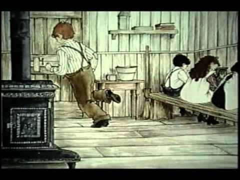 National Film Board of Canada - Life in Early Canada 05 - The New Schoolteacher