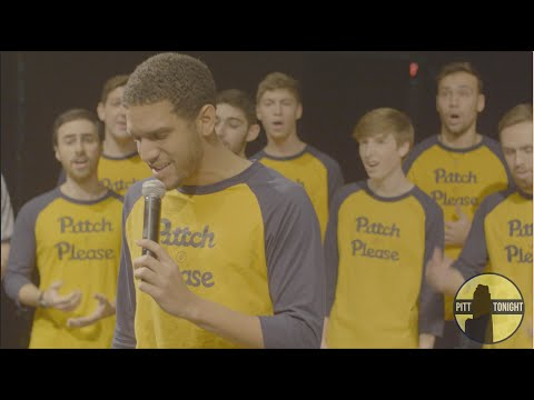 A Cappella Battle – Pittch Please vs. The Songburghs (Pitt Tonight)