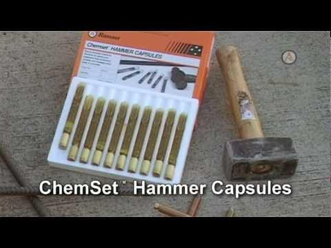 Ramset - Chemical Anchors