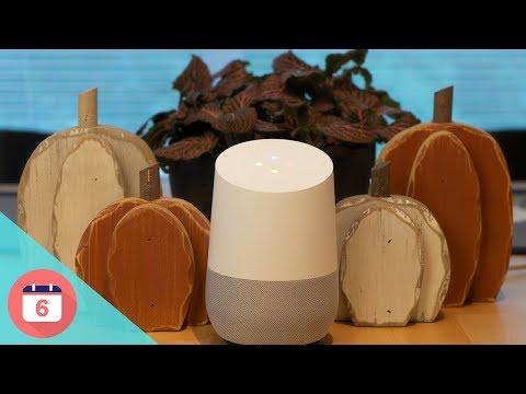 Google Home Features Update 6: October 2018