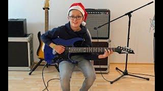 Lasst uns froh und munter sein - E-Gitarre | Weihnachtslieder