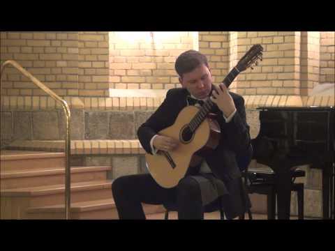 Michael Troester - Zarabanda y Preludio da Campanella