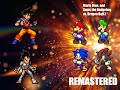 Mario Bros. and Sonic the Hedgehog vs. Dragon Ball Z (Remastered)